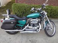 for sale 2005 H-D 1200 custom great condition ,custom