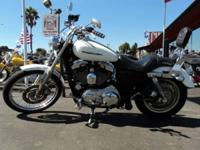 FOR SALE IS THIS BEAUTIFUL 2005 SPORTSTER 1200c WITH