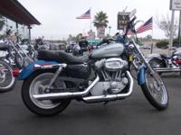 UP FOR SALE WE HAVE A CLEAN, GREAT RUNNING 2005 HARLEY