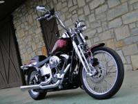 2005 Harley-Davidson Springer This softail is nearly