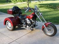 It was finished in 2005 and has 3000 miles on the