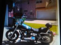 I have this 2005 Harley Davidson Super Glide that