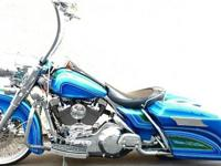 Harley-Davidson Touring:Chromed Out Inner and Outer