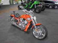 SUPER CLEAN 2005 HARLEY DAVIDSON VROD SCREAMIN EAGLE