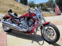 2005 Harley Davidson VRSCSE Screaming Eagle CVO VRod
