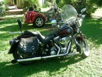Selling my 2005 Harley Davidson, FLSTSCI which is a