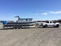 2005 Hatco Gulf Explorer Twin Honda 225's with approx.