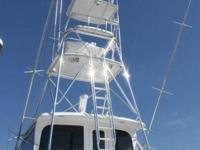 2005 Hatteras Tower Only Please contact owner Justin at