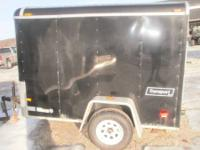 Trailers Accessory 1739 PSN. HAS FRAME RUST. MAY NEED