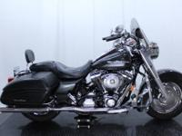 2005 HD FLHRSI Road King Custom For 2005, the Road King