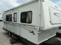 down Travel Trailer, Slide Out, A/C, Awning, Stabilizer