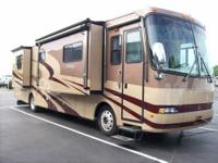 2005 Holiday Rambler Endeavor 38PDQ with 42,000 miles!