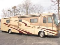 2005 Holiday Rambler Endeavor Class A Motorhome,Fresh