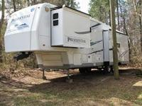 2005 Holiday Rambler Presidential M-34RLT. 2005 Holiday