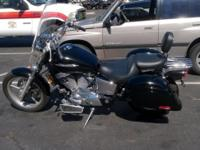 2005 Honda 1100 Shadow Spirit, Shaft Drive, Self