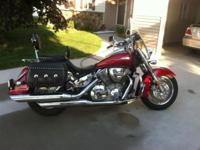 The bike was purchased new in February of 2006. It is