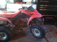 I've owned this quad a long time and is very