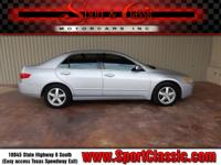 Exterior Color: silver, Body: EX 4dr Sedan w/Leather