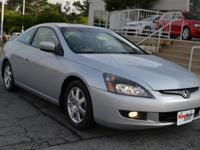 2005 Honda Accord Cpe 2dr Car EX-L V6 Our Location is: