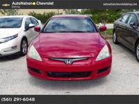 2005 Honda Accord Cpe Our Location is: AutoNation