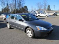 Options Included: N/AThis 2005 Honda Accord LX is one