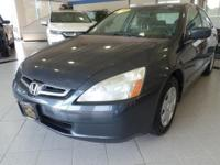 This 2005 Honda Accord LX Sedan is one of the best
