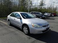 You can expect a lot from the 2005 Honda Accord!
