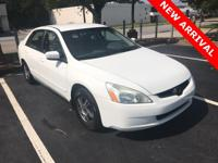 2005 Honda Accord LX  * LOCAL TRADE-IN * ALLOY WHEEL *