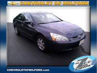 CLEAN!! 2005 Honda Accord Sdn EX-L V6 with 108,067,