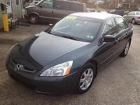 This Honda Accord is in excellent condition and has ALL