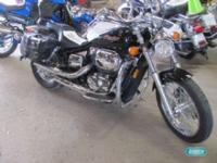 Honda VT750C 2cyl 745 cc - left side Linn's Auto and