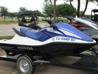 2005 Honda AquaTrax F-12X (ARX1200T3) Nice boat for