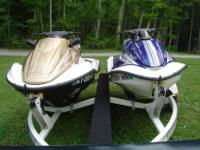 2005 Honda Aquatrax R-12 and F-12X trailer JetSkiYou