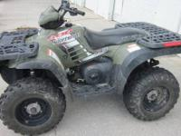 2005 HONDA ATV RINCON 4X2 AND 4X4 650CC - RUNS GREAT