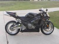 2005 Honda CBR RR with 11xxx miles. 1 owner bike, the