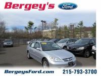 2005 Honda Civic EX Sedan 4DExt. Color: SilverStock: