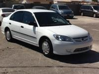 2005 Honda Civic for sale . $6999.99 . (Financing