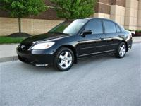 Options Included: N/A2005 Honda Civic EX -- Nighthawk