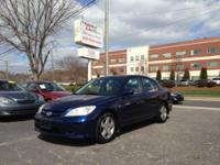 2005 Honda Civic EX Our Location is: Triangle Auto