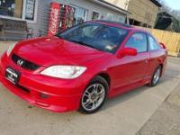 2005 Honda Civic Sun roof 5 Speed Manual Runs and