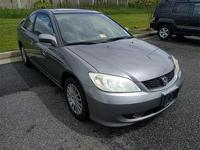 2005 Honda Civic CARS HAVE A 150 POINT INSP, OIL