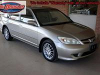 2005 Honda Civic EX Sedan Pre-Owned. This is a