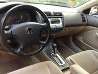 2005 Honda Civic EX Special Edition Coupe with Low