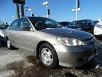 SIMPLY ARRIVED! -VEHICLE DETAILED- THIS HONDA IS PRICED