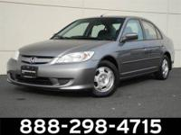 2005 Honda Civic Hybrid Our Location is: AutoNation