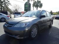 Options:  2005 Honda Civic You Can Contact Us At (803)