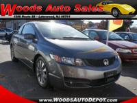 2005 Honda Civic Value Package coupe in great shape