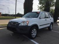 We are excited to offer this 2005 Honda CR-V. This 2005