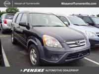 2005 Honda CR-V LX Recent Arrival! CARFAX One-Owner.