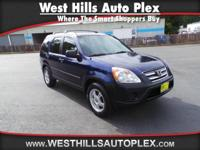 CR-V LX 4D SUV FWD AT  Options:  Abs Brakes